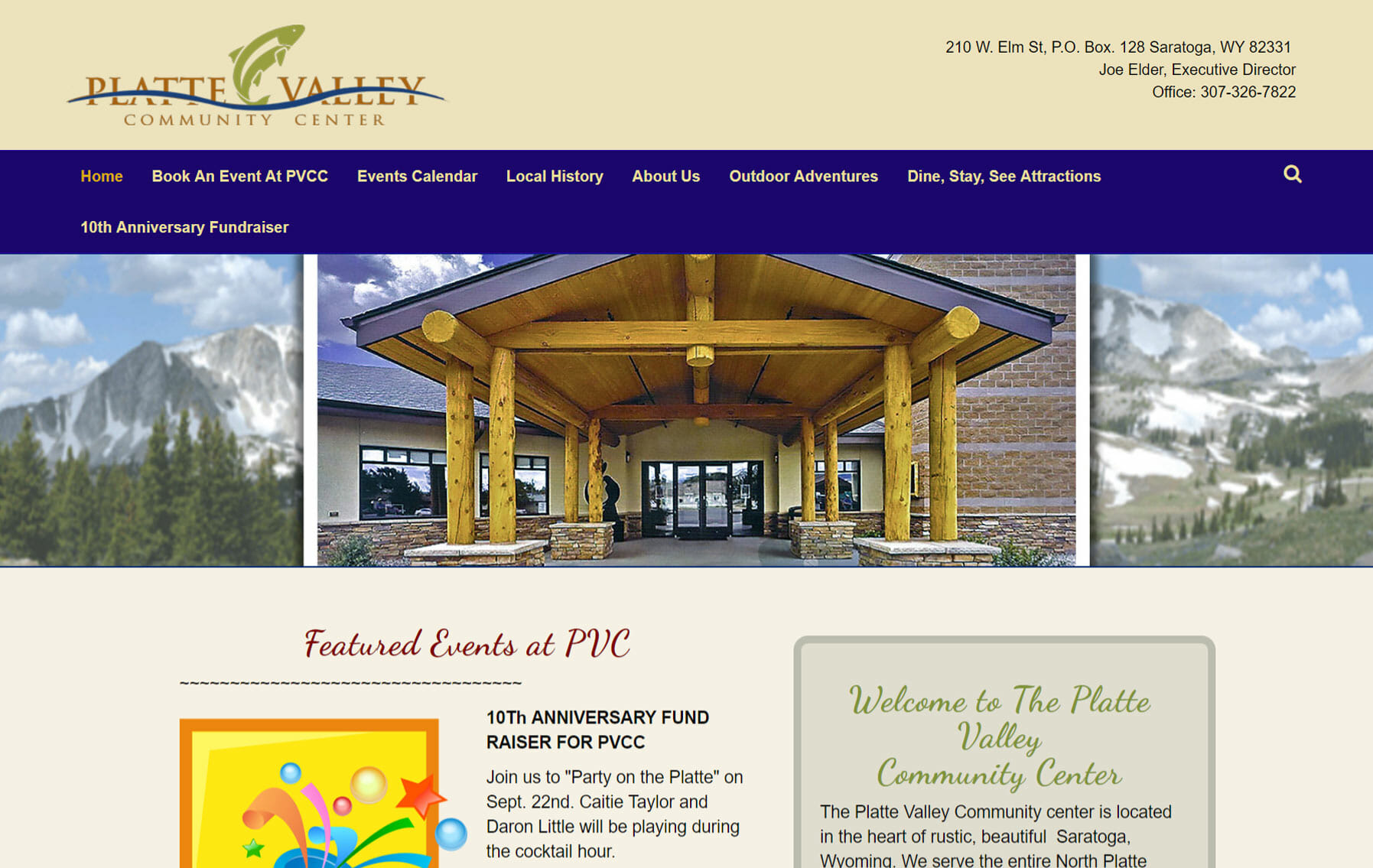 platte valley community center-portfolio
