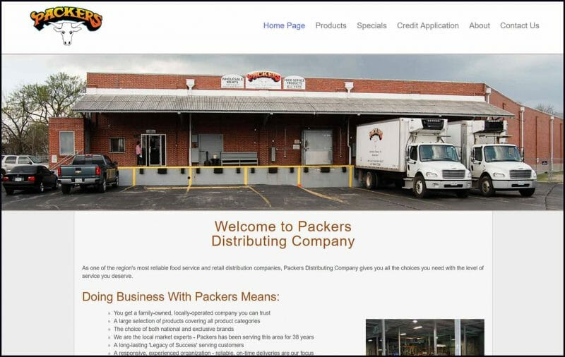 site guy portfolio-packers distributing
